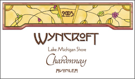 Wine:Wyncroft Wines 2003 Chardonnay, Avonlea Vineyard (Lake Michigan Shore)