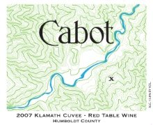 Cabot Vineyards Wine-Syrah