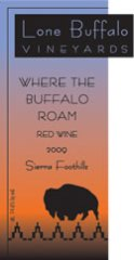 Lone Buffalo Vineyards-Red Wine