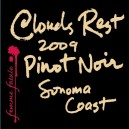 Clouds Rest Estate Vineyards-Pinot Noir