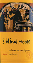 3 Blind Moose Cellars