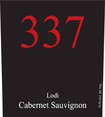 337 Wines-Cabernet Sauvignon