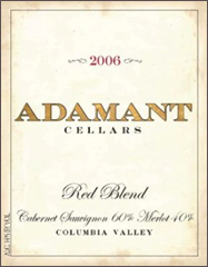 Adamant Cellars-Red Blend