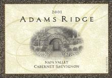 Adam's Ridge Winery-Cabernet Sauvignon