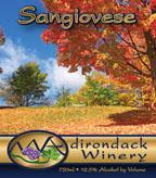 Adirondack Winery-Sangiovese