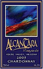 Alcantara Vineyards-Chardonnay