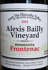 Alexis Bailly Vineyard Frontenac