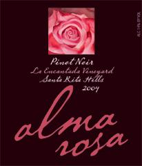 Alma Rosa Pinot Noir