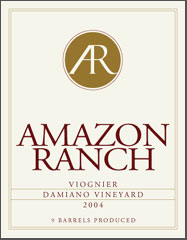 Amazon Ranch-Viognier