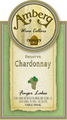 Amberg Wine Cellars-Chardonnay Reserve