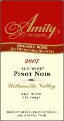 Amity Vineyards - EcoWine