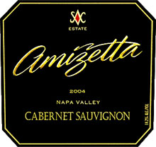 Amizetta Vineyards-Cabernet