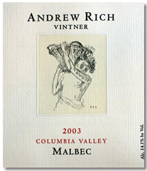 Andrew Rich Wines-Malbec
