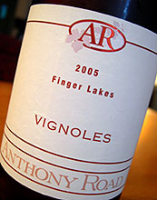 Anthony Road Vignoles