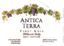 Antica Terra - Willamette Valley, Oregon