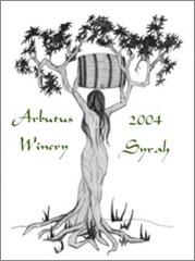 Arbutus Winery-Syrah