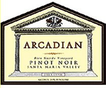 Arcadian Winery Pinot Noir