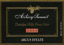 Archery Summit Wine-Pinot Noir