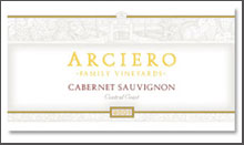 Arciero Family Vineyards-Cabernet Sauvignon