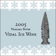 Arrowhead Spring Vineyards-Vidal Ice Wine