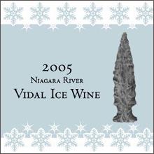 Arrowhead Spring Vineyards-Vidal Ice Wine
