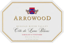 Arrowood Vineyards -Cote de Lune