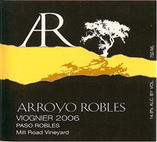 Arroyo Robles-Viognier