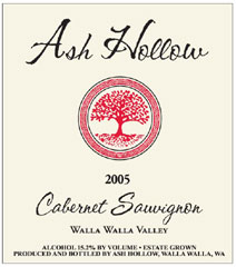 Ash Hollow-Cabernet