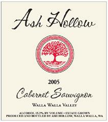 Ash Hollow-Cabernet