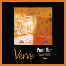 Aubin Cellars Verve Dundee Hills Pinot Noir