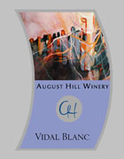 August Hill Winery-Vidal Blanc