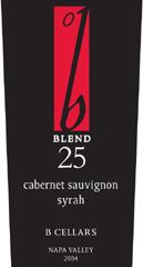 B Cellars-Blend 25