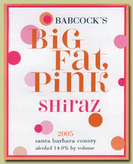 Babcock Vineyards-Shiraz