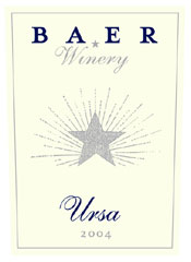 Baer Winery-Ursa