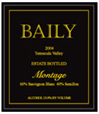 Baily Vineyard and Winery-Montage