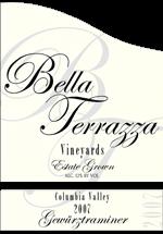 Bella Terrazza Vineyards-Gewurz