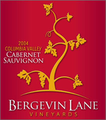 Bergevin Lane Cabernet Sauvignon