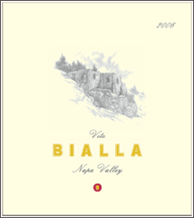 Bialla Vineyards Atlas Peak Napa Valley Cabernet Sauvignon