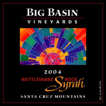 Big Basin Vineyards-Syrah