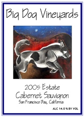 Big Dog Vineyards-Cabernet Sauvignon