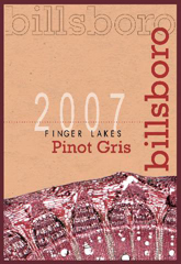 Billsboro Winery-Pinot Gris