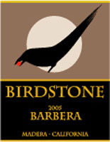 Birdstone Winery-Barbera