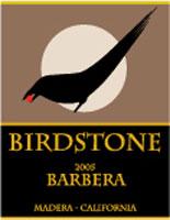 Birdstone Winery-Barbera