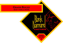 Black Diamond Vineyards-Grand Rouge