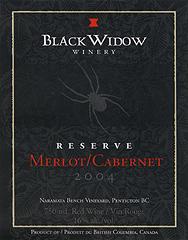 Black Widow Merlot-Cabernet