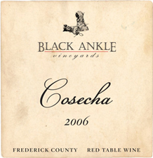 Black Ankle Vineyards-Cosecha