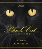 Black Cat Vineyard-Syrah
