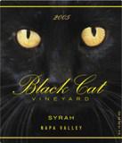 Black Cat Vineyard-Syrah