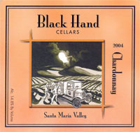 Black Hand Cellars-Chardonnay