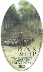 Black Sheep Winery-Cabernet Sauvignon